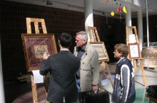 2006.04.24 Chalmers Konst Utstallning