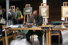 2006.04.24 Chalmers konstutställning