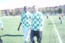 2008.08.30  Fotboll för fred
