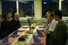 2010.11.14 Besök Prof.Dr Michell och Dr. Grinell